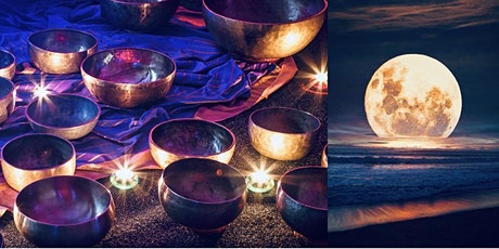 Full Moon Sound Healing - Bondi  tickets
