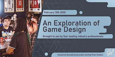 LevelUp - Game Design tickets