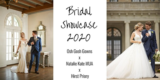 Osh Gosh Gowns Bridal Showcase 2020
