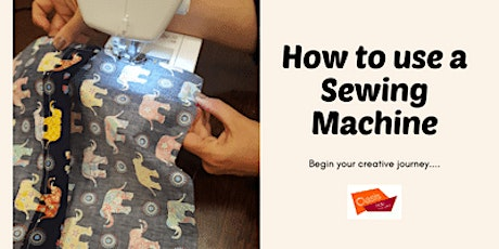 How to use a Sewing Machine tickets