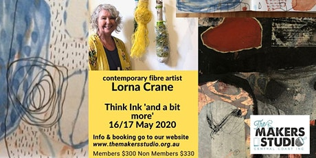 Lorna Crane - Think Ink 'and a bit more' tickets