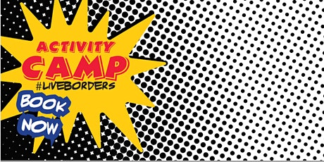 Easter Holiday Activity Camp Hawick 2020 tickets