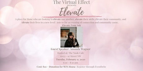 The Virtual Effect presents: Elevate tickets