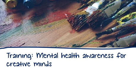 Mental Health Awareness for Creative Minds tickets