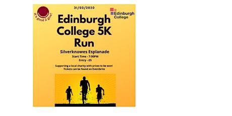 Edinburgh College 5K Run 2020 tickets