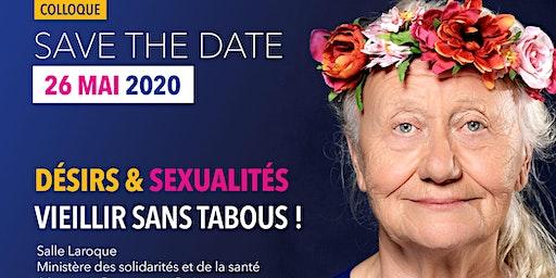 Colloque Désirs et Sexualités : vieillir sans tabous!