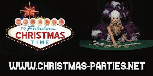 Las Vegas 80's Christmas Party Manchester 2020
