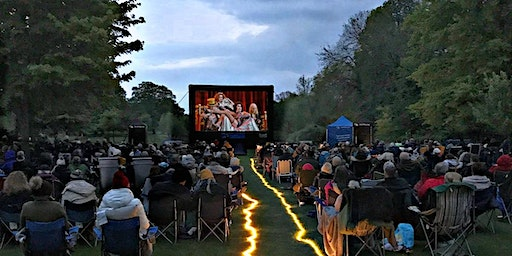 Rocky Horror Picture Show Outdoor Cinema Experience at Warwick