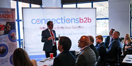 Connections Networking Club – SURREY 24/03/2020 tickets