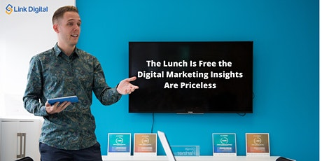 Lunch and Learn - Free Digital Marketing Training in Hertford tickets