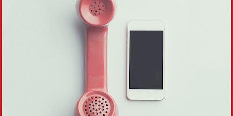 132.  ATTM Toplantısı: Bizi Birbirimize Bağlayan Buluş: Telefon tickets
