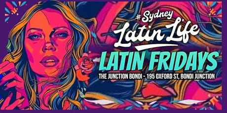 Latin Fridays - The Junction  tickets