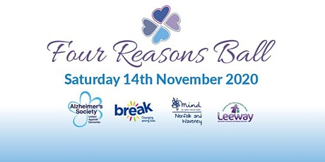 Four Reasons Charity Ball tickets