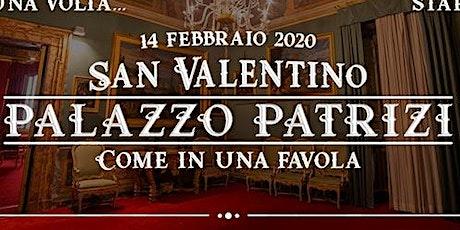 San Valentino 2020 - Palazzo Patrizi tickets