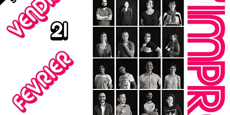 SPECTACLE VIVANT LES IMPROFESSIONELS billets