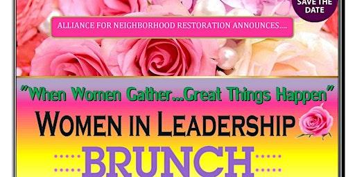 Women in Leadership Brunch
