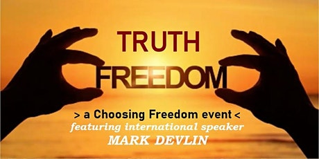 Truth Freedom featuring Mark Devlin tickets