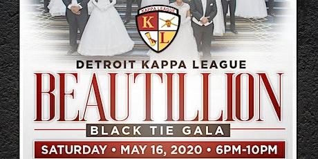 Detroit Kappa League 2020 Beautillion tickets