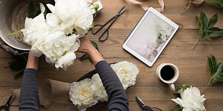 Floristry Workshop tickets