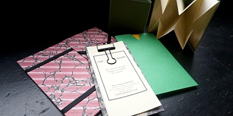 A Bookbinding Workshop with a difference! tickets