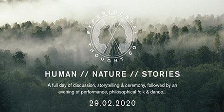 Human // Nature // Stories tickets
