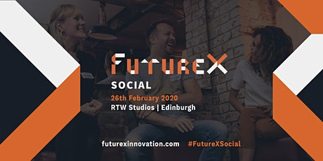 FutureX Social: Tech for Good tickets