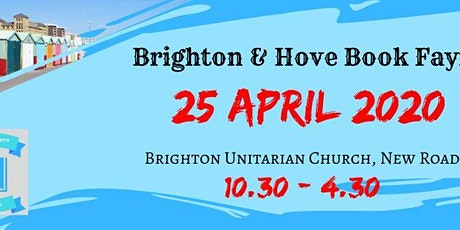 Brighton & Hove Book Fayre tickets