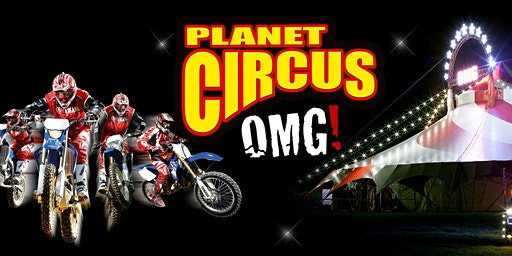 Planet Circus OMG! Glanford Park - Scunthorpe!