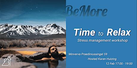 Work hard. relax harder. | Work-life balance & stress management workshop tickets