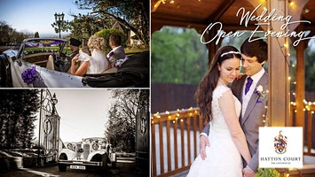 Wedding Open Evening @ Hatton Court Hotel