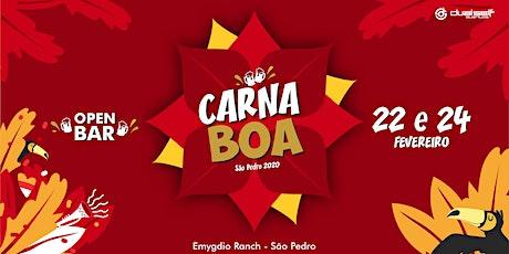 CARNABOA 2020 - OPEN BAR ingressos