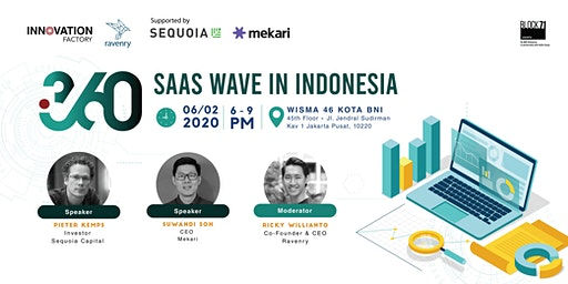i360 : SaaS Wave in Indonesia