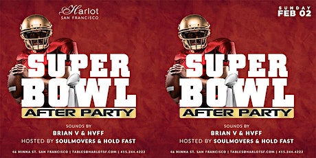 Free Super Bowl 54 After-Party at the New Harlot - DJs BRIAN V & HVFF tickets