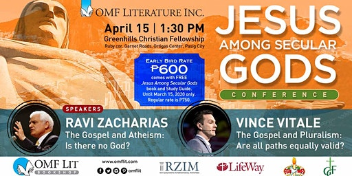 Jesus Among Secular Gods Conference