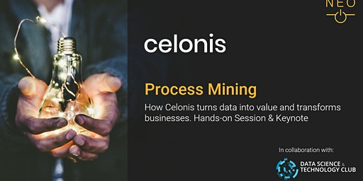 NEO Hands-On Session & Keynote – Celonis