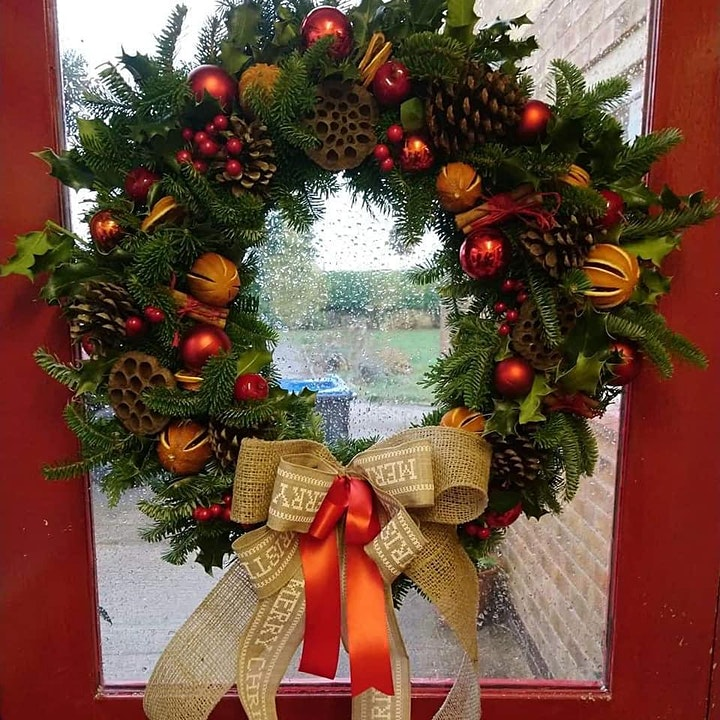 Christmas Wreath Workshops image