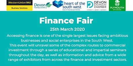 Access to Finance Fair tickets