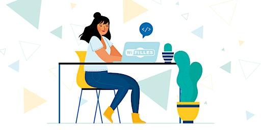 Wi-Filles Winter Camp, Ateliers numériques dédiés aux filles à Angers