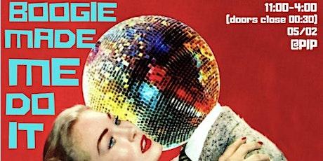 Homecoming: Boogie Wonderland tickets
