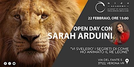 Side Academy Openday 22 Febbraio ore 15:00 biglietti