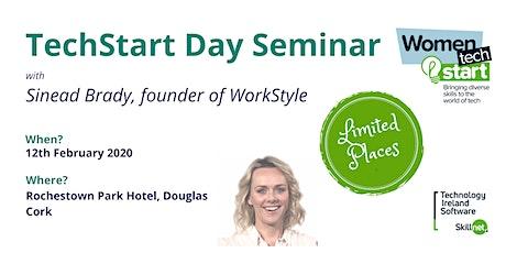 TechStart Day Seminar - Cork tickets