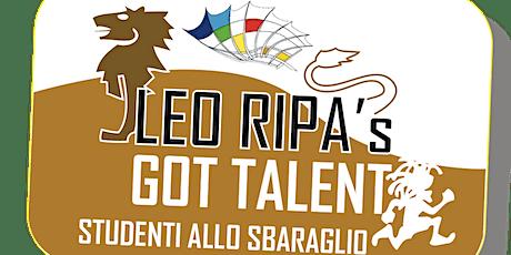 LeoRipa's Got Talent 2020 tickets