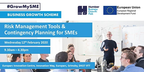 Risk Management Tools & Contingency Planning for SMEs tickets