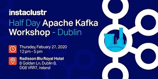 Half Day Apache Kafka Workshop - Dublin