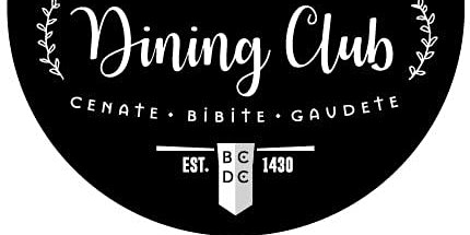 Summer Dining Club 2020