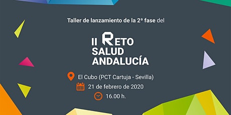 Presentación de la segunda fase del II Reto Salud Andalucía entradas