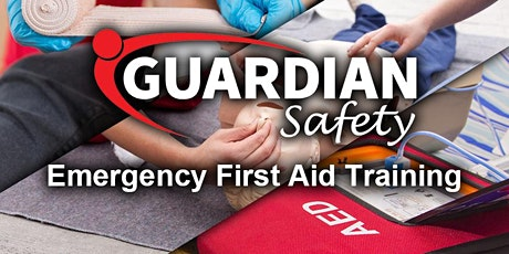 Emergency First Aid Training - 20th of March tickets