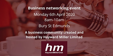The HM Club Business Networking Event tickets
