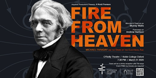 Fire from Heaven: Michael Faraday and the dawn of the electrical age