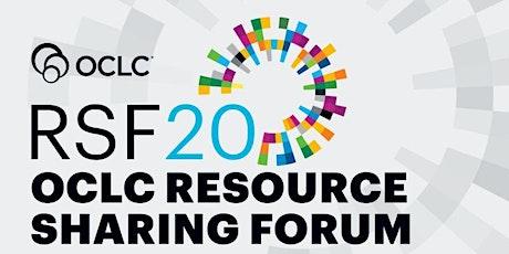 OCLC Resource Sharing Forum 2020 - Madrid, Spain entradas